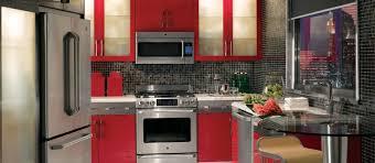 modern kitchen sets kitchen ideas red appliance set black decorating dark antique