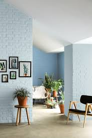 Best  Painted Brick Walls Ideas On Pinterest How To Whitewash - Interior wall painting designs