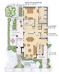 baby nursery open courtyard house plans affordable builder