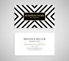 card 2 sided business card template