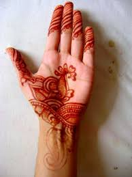 how to apply henna mehndi on your hands 7 steps with pictures