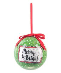 ganz jolly ornament set of six zulily