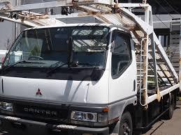 mitsubishi truck mitsubishi canter car carrier truck yokohama trading co ltd