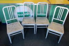 aluminum mid century modern antique chairs ebay