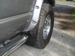 3500 Dodge Truck Mud Flaps - factory mudflaps with pocket flares done dodgetalk dodge car