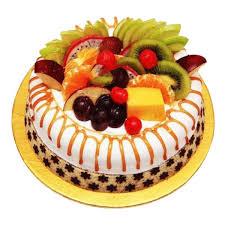 fruit fresh mix fruit fresh 1 kg premium quality cake myflowergift