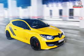 Renault Megane Rs Trophy Test Drive Review Youtube