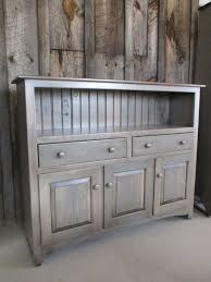 gremlin wheeled kitchen storage sideboard buffet cabinet white wood pine wood hunt board with drawers from dutchcrafters amish