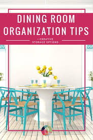 dining room storage and organization designer trapped in a