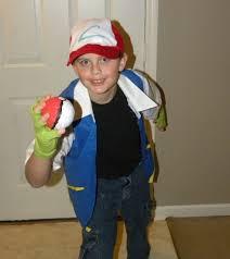 Pokeball Halloween Costume Diy Ash Ketchum Pokemon Costume