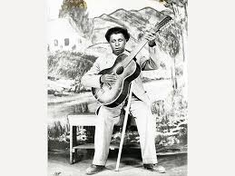 Blind Blues Guitar Player Blind Willie