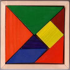 tangram puzzle tangram
