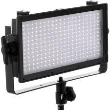 led lights for photography studio genaray spectroled essential 240 bi color led light photography