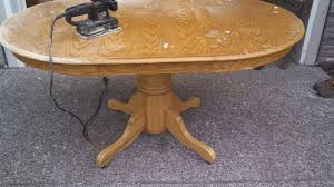 Painted Kitchen Tables Makeovers How To Paint A Kitchen Table Painting Kitchen Tables