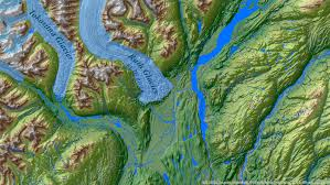 Alaska Range Map by Can Maps Help Chart The Future For People And Salmon U2013 Cool Green