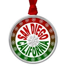 ornaments san diego 28 images san diego ornament oval by