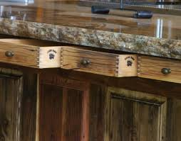 Alder Kitchen Cabinets by Mike Roths Bear Paw Designs Custom Cabinetry