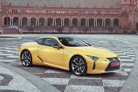 lexus lc 500 black price 2018 lexus lc 500 prototype review don u0027t call it boring wsj