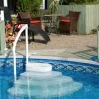 wedding cake pool steps pools browse ads spa and pool trader