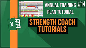 design a plan how to design a yearly training plan design an annual plan