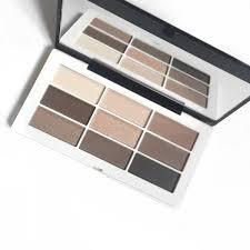 h m eye colour palette