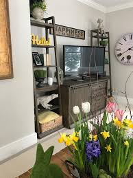 14 ideas to style your home for spring family room refresh