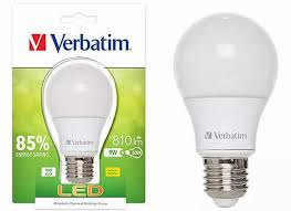 verbatim recalls classic a 6w and 9w led light bulbs over electric