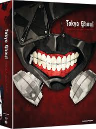 tokyo ghoul amazon com tokyo ghoul the complete first season blu ray