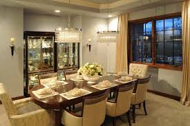 Dining Rooms That Mix Classic And Ultramodern Decor  Modern - Home interior design dining room