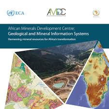 geological and mineral information systems work stream by african