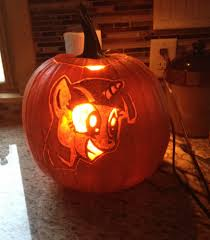 geeky pumpkin carving ideas twilight sparkle pumpkin carving my little pony pinterest
