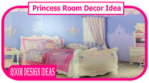 princess room decor idea girls princess room decorating ideas