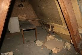 hidden room secret room norwegian tenants discover secret wwii bolt hole