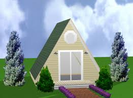 a frame plans free a frame cottage 16 x 20 building plan c22085 29 99