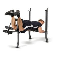 weight and bench set marcy weight bench set academy