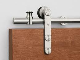 Steel Barn Door by Duro Stainless Steel Hardware Barndoorhardware Com