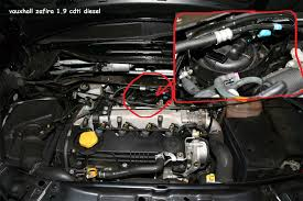 vauxhall zafira 2008 how to replace diesel filter in vauxhall zafira 1 9cdti