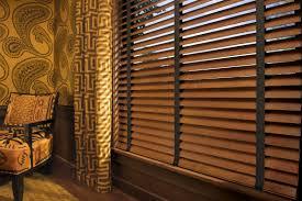 Darkening Blinds Wood Blinds