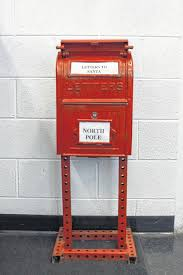 letters to santa mailbox mt airy news letters to santa claus mailed through dobson post