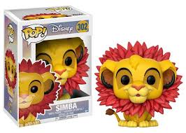 pop disney lion king simba funko