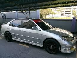 honda civic 1 7 vtec for sale honda civic 2005 vtec 1 7 in penang automatic sedan for rm