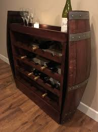 kitchener wine cabinets recycled wine barrel wine rack appliances calgary renoback com