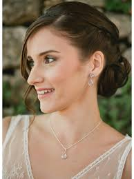 collier dos nu de mariee bijoux