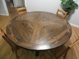 Pedestal Base For Dining Table Easy Design Ideas To Make The Diy Pedestal Table For Your