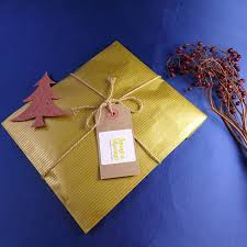 plant a christmas tree seed paper gift by plant a bloomer