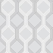 a street linkage grey trellis wallpaper 2697 78054 the home depot