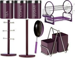 Kitchen Accessories Uk - purple kitchen accents purple enamel kitchen cooking frying