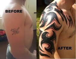collection of 25 tribal black ink sun on shoulder for guys