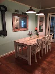 Dining Room Astonishing Farmhouse Dining Table Set Kitchen Farm Dining Chairs For Rustic Farm Table Best Gallery Of Tables Furniture