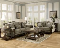 Traditional Sofa Sets Living Room by Martinsburg Meadow Sofa Set By Ashley Home Gallery Stores